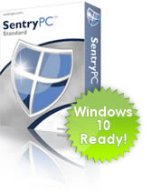 SentryPC Parental Control Software
