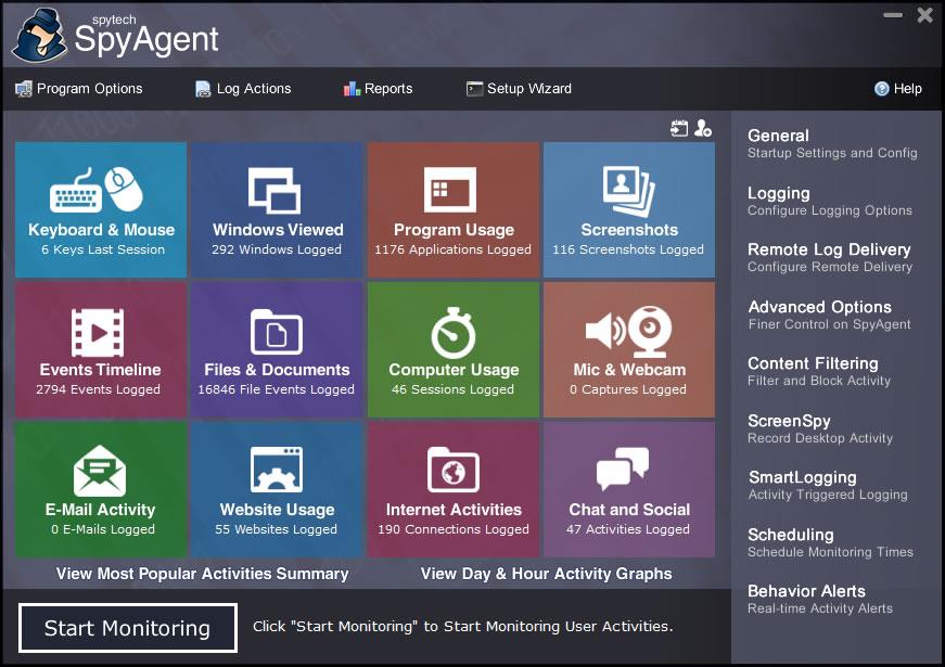 SpyAgent 10.11.18